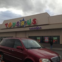 "Photo taken at Toys ""R"" Us by Judith C. on 12/2/2012"