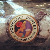 Photo taken at Honolulu Coffee Company by jocelyn L. on 6/30/2013
