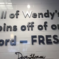 Photo taken at Wendy's by Benjamin E. on 3/13/2016