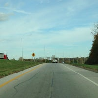 Photo taken at I-77 Exit 135 - Cleve-Mass Rd by Gaylan F. on 10/22/2013