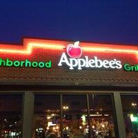 Photo taken at Applebee's by Gaylan F. on 5/10/2013