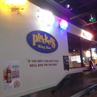 Photo taken at Plucker's Wing Bar by Gaylan F. on 11/2/2012