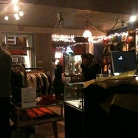 Photo taken at Dressing Room Bar & Boutique by ginger y. on 1/16/2013