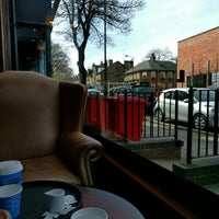 Photo taken at Caffè Nero by William S. on 4/21/2016