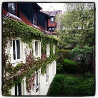 Das Foto wurde bei Hotel Agneshof von Alexander A. am 4/18/2014 aufgenommen