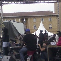 Photo taken at KICC by Innchy j. on 10/27/2012