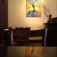 Photo taken at Soluna Cafe by Daniel M. on 9/25/2012