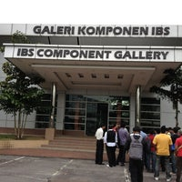 Photo taken at IBS Centre, CIDB by Mohd F. on 1/22/2013
