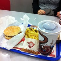 Photo taken at Burger King by Miguel S. on 10/12/2012