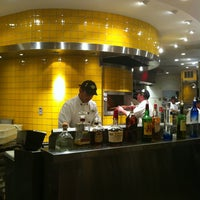 Photo taken at California Pizza Kitchen at Prudential by Thomas S. on 3/11/2013