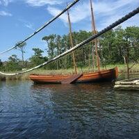 Photo taken at Roanoke Island Festival Park by Tyler T. on 8/6/2015