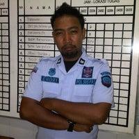 Photo taken at LAPAS Super Maximum Security Pasir Putih Nusakambangan by Assegaf A. on 11/19/2012