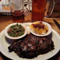 Photo taken at Texas Roadhouse by Chuck H. on 7/13/2013