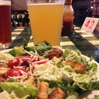 Photo taken at The Gourmet Pizza Shoppe by Zee B. on 11/25/2012