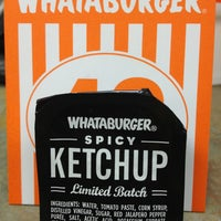 Photo taken at Whataburger by Monica ∞ on 3/6/2013