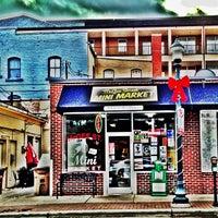 Photo taken at Mcgee St Mini Market by Greensboro, NC (@greensboro_nc) on 12/12/2012