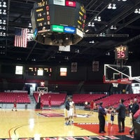 Photo taken at Convocation Center by Jenn K. on 2/2/2013