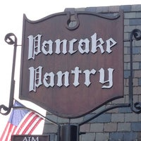 Photo taken at Pancake Pantry by Joe W. on 9/2/2013