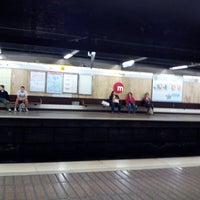 Photo taken at Metrovalencia Túria by Carlos d. on 2/15/2014