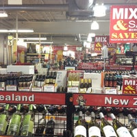 Photo taken at BevMax by Peter K. on 12/14/2013