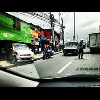 Photo taken at West Service Road by Jonathan J. on 7/29/2013
