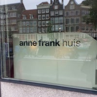 Photo taken at Anne Frank House by Bianca 2. on 6/20/2013