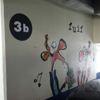 Photo taken at Parkeergarage De Kamp P5 by Bianca 2. on 7/28/2016