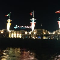 Photo taken at Asiatique The Riverfront by Bobo R. on 5/1/2013