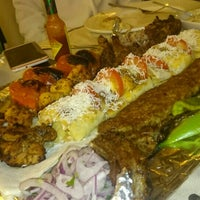 Photo taken at Grand Lounge Turkish Cuisine by Tariq A. on 10/12/2015