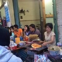 Photo taken at Banh trang nuong Da Lat by Hip A. on 12/21/2013