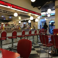 Photo taken at Ed's Easy Diner by Stephanie R. on 5/15/2013
