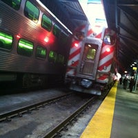 Photo taken at Metra Ho Ho Ho Train by iSapien 1. on 3/1/2013
