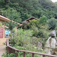 Photo taken at 커피커퍼 왕산 커피농장 by SHIN S. on 8/27/2016