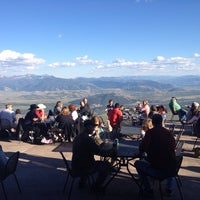 Photo taken at Bridger Deck Restaurant by Alana T. on 8/29/2014