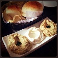 Photo taken at Saj Restaurante by Stephanie L. on 12/8/2012