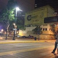 Photo taken at 5th Ave Trolley Station by Kattine Z. on 1/27/2013