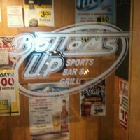 Photo taken at Bottoms Up Bar & Grill by Aramis P. on 1/5/2013