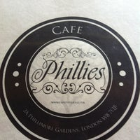 Photo taken at Café Phillies by Imran S. on 4/4/2013