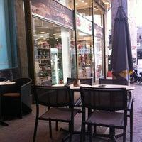 Photo taken at Bail Cafe by Panagiotis K. on 3/12/2013