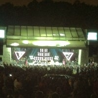Photo taken at Chastain Park Amphitheater by Shamere T. on 5/11/2013