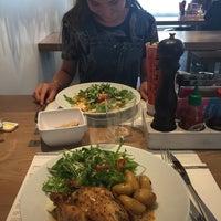 Photo taken at Fonteyne The Kitchen Woluwe by Alicia G. on 7/28/2016