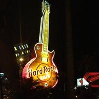 Photo taken at Hard Rock Hotel Las Vegas by Meche R. on 3/30/2013