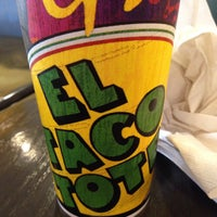 Photo taken at El Taco Tote by Amber M. on 2/21/2015