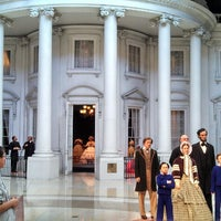 Photo taken at Abraham Lincoln Presidential Museum by Sneakin D. on 3/19/2013