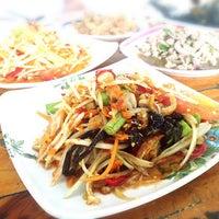 Photo taken at ร้านส้มตำภูไท by Looknam S. on 9/25/2015