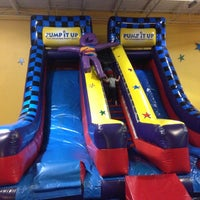 Photo taken at Pump It Up by Brian C. on 6/1/2013