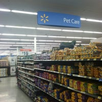 Photo taken at Walmart Supercenter by Tommy D. on 11/19/2012