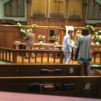 Photo taken at Gadsden First United Methodist Church by Rob W. on 4/5/2015