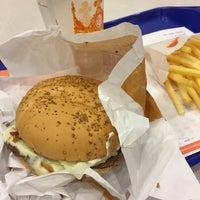Photo taken at Burger King by Miroslav V. on 10/20/2016