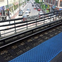 Photo taken at CTA - Howard by Larry D. on 7/18/2013